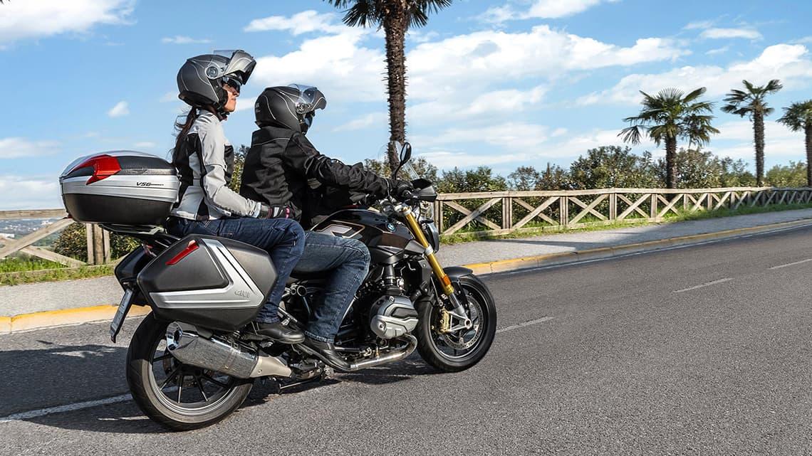 Czy wiesz, jak dobrze dobrać kufer do swojego motocykla?