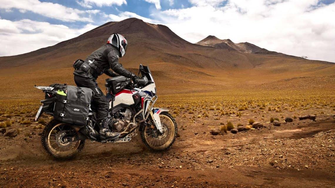 Sakwy motocyklowe – na lekko…?